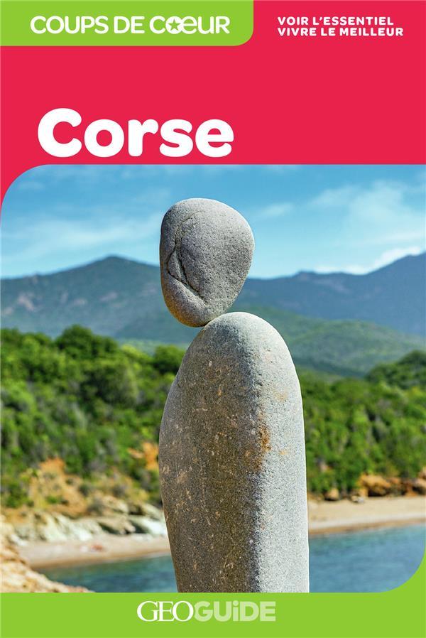 GEOguide coups de coeur ; Corse (édition 2020)