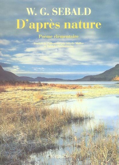 D'Apres Nature