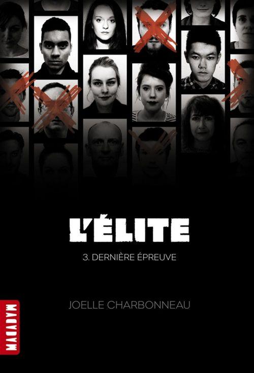 Vente EBooks : L'élite T03  - Joëlle Charbonneau