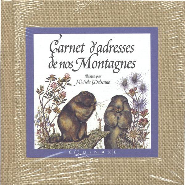 Carnet d'adresses de nos montagnes