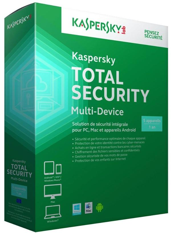 kespersky total security multi-divce 2015