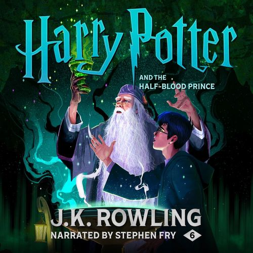 Harry Potter and the Half-Blood Prince (UK Edition)