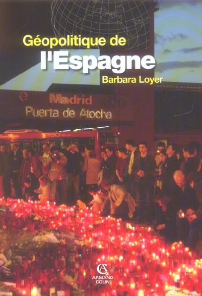 Geopolitique De L'Espagne