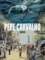Pepe Carvalho T.1 ; tatouage  - Hernan Migoya