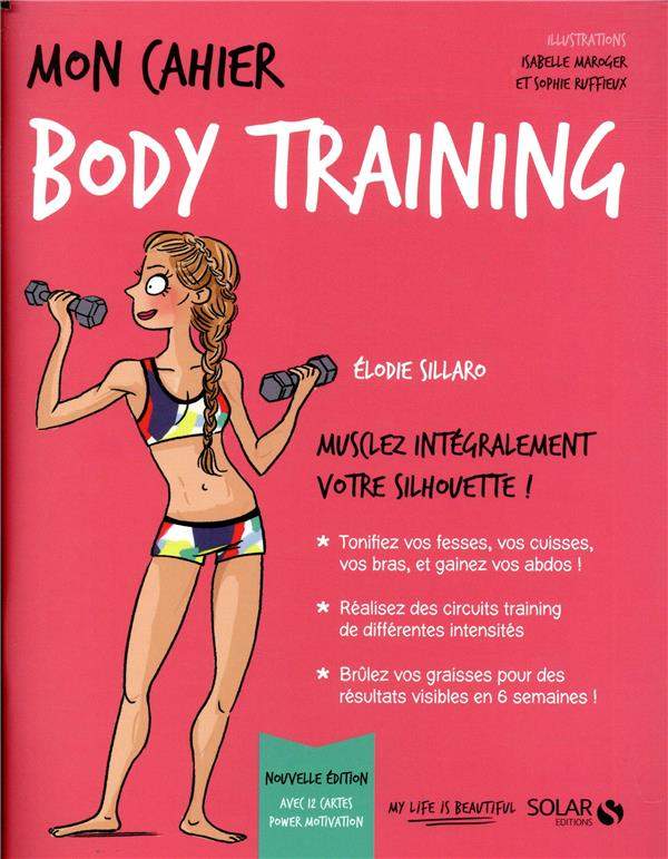 MON CAHIER ; body training