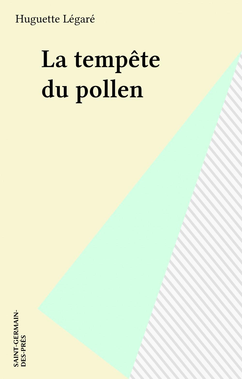 La tempête du pollen