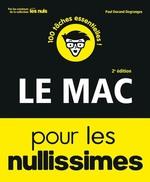 Vente Livre Numérique : Le Mac et ses programmes pour les Nullissimes, 2 éd.  - Paul DURAND-DEGRANGES