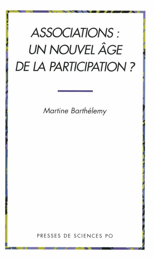 Associations : un nouvel âge de la participation ?