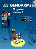 Vente Livre Numérique : Les Gendarmes - Tome 1 - Flagrant délire !  - Olivier Sulpice