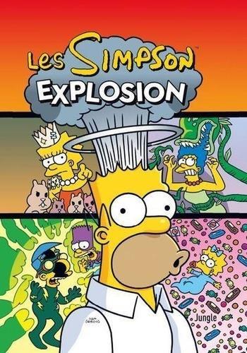 Les Simpson T.4 ; explosion