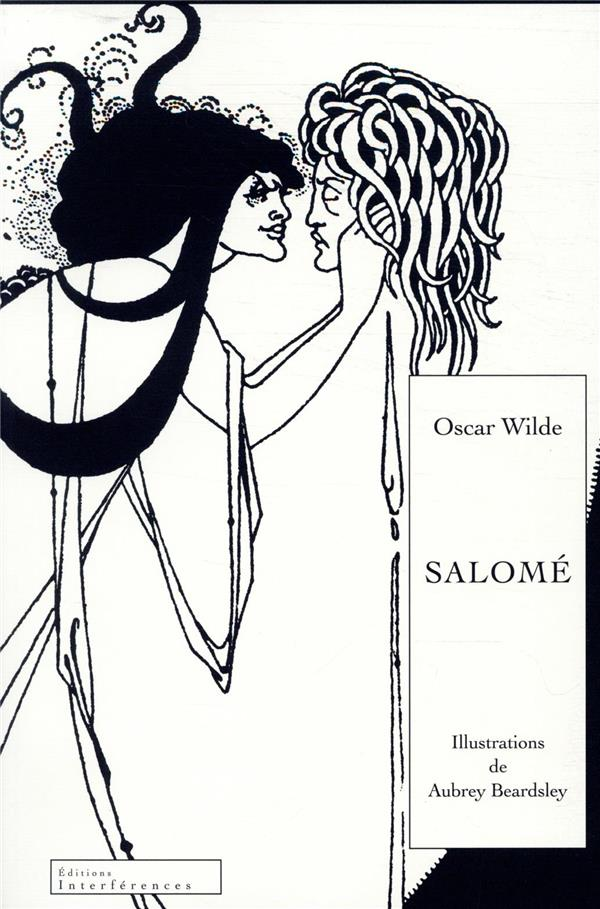 Salomé, piece illustrée