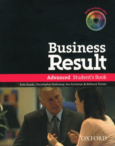 Business Result: Advanced: Student's Book with DVD-ROM and Online Workbook Pack