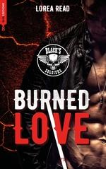 Black's soldiers T3 - Burned Love  - Lorea READ