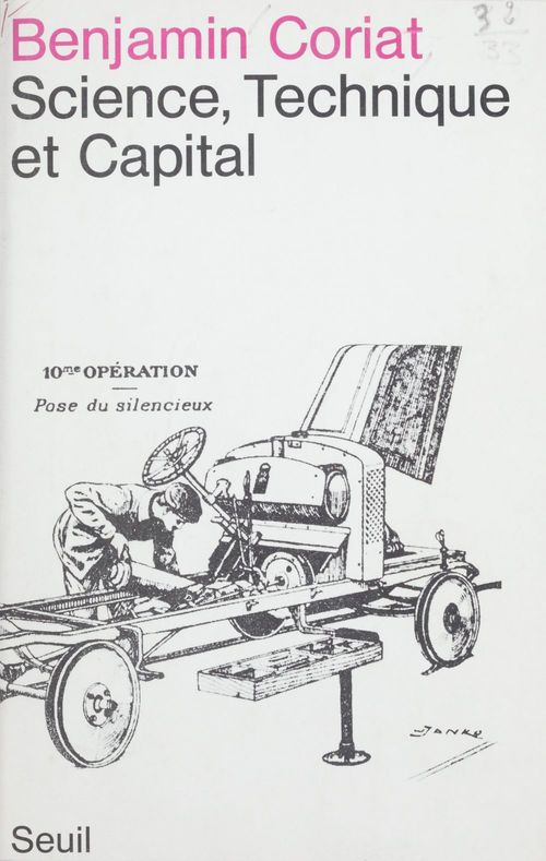 Science, technique et capital