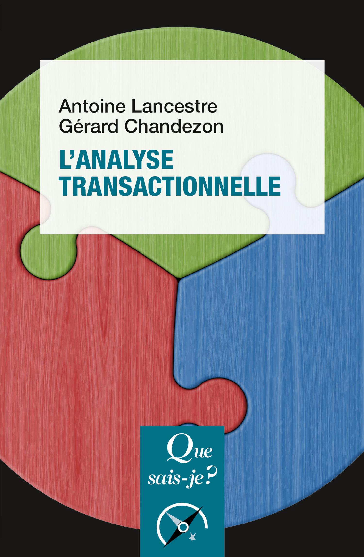 L'analyse transactionnelle (13e édition)