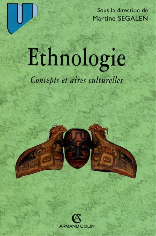 Vente EBooks : Ethnologie  - Martine SEGALEN