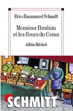 Vente Livre Numérique : Monsieur Ibrahim et les fleurs du Coran  - Eric-Emmanuel Schmitt