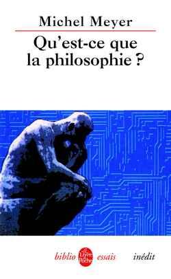 Qu'Est-Ce Que La Philosophie ?