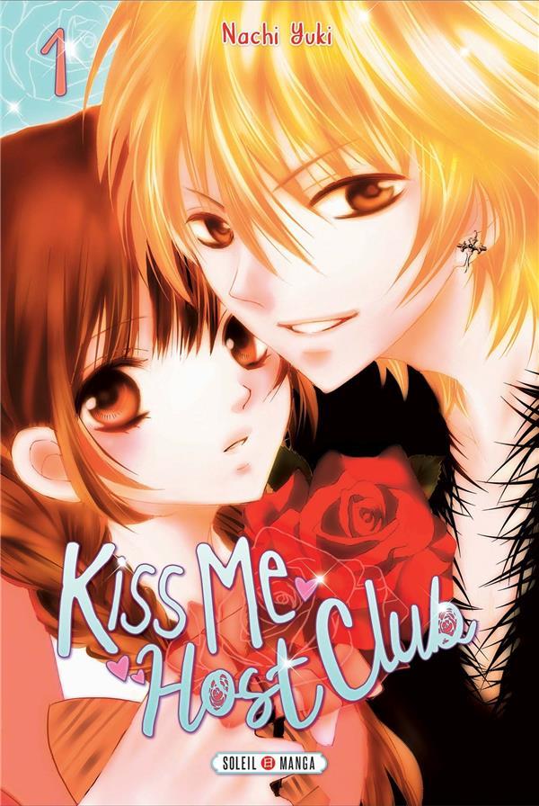 Kiss me host club T.1