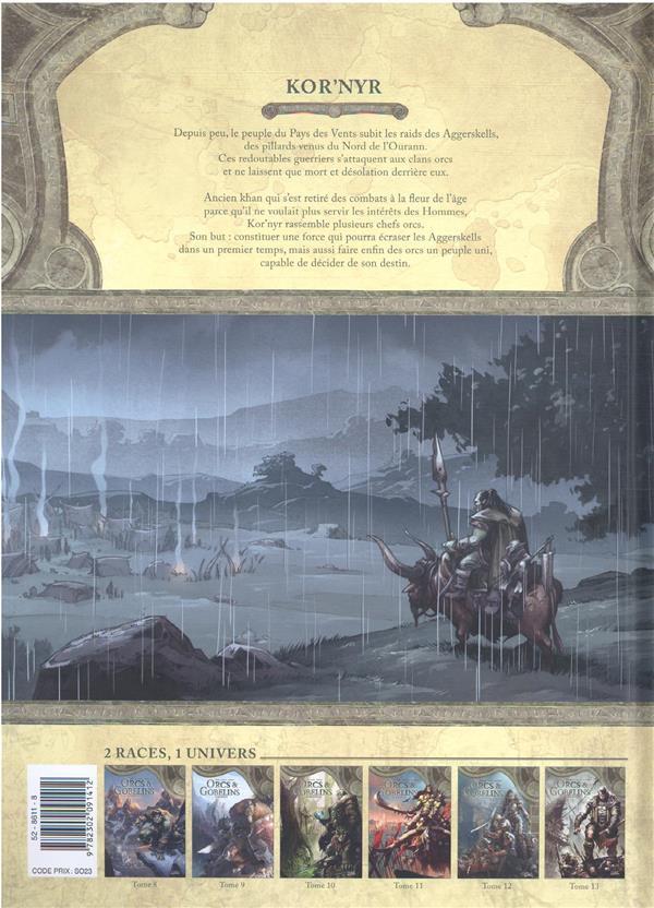 Orcs & gobelins t.13 ; Kor'nyr