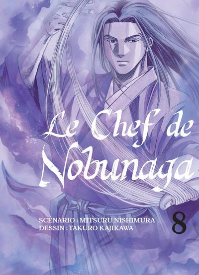 Le chef de Nobunaga T.8