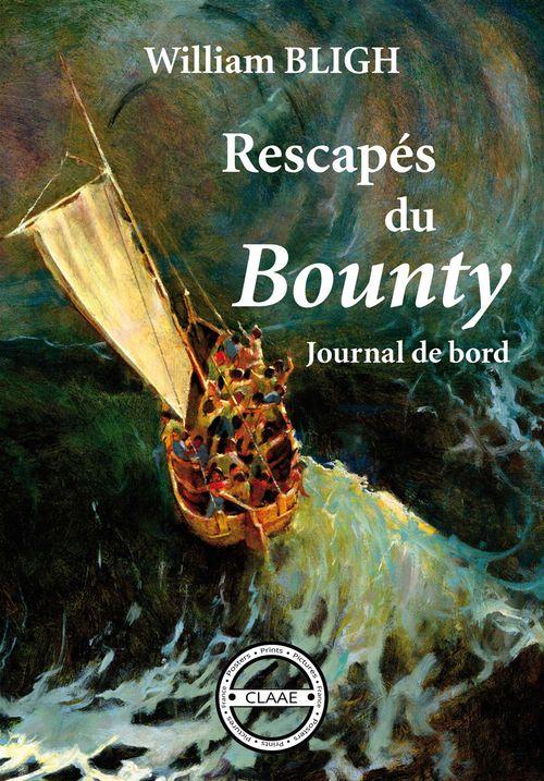 Rescapés du Bounty  - William Bligh
