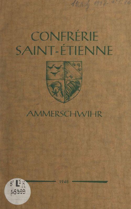 Confrérie Saint-Étienne