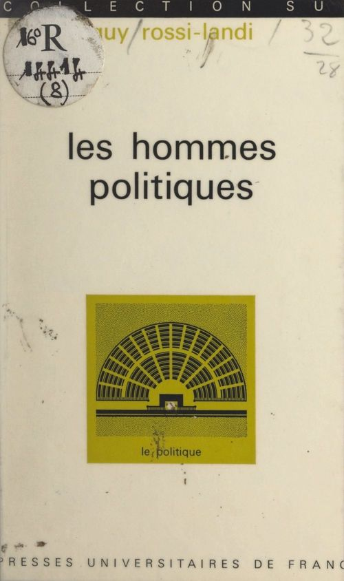 Les hommes politiques
