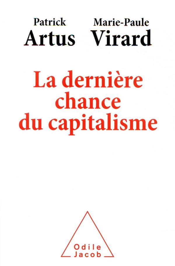 La derniere chance du capitalisme