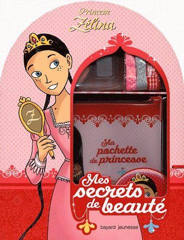Princesse Zelina ; Mes Secrets De Beaute ; Coffret
