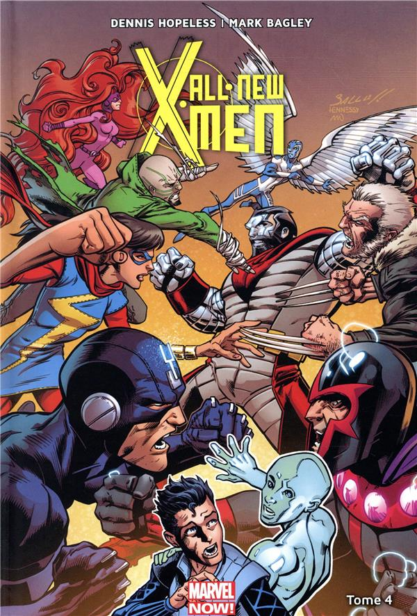 All new X-Men T.4
