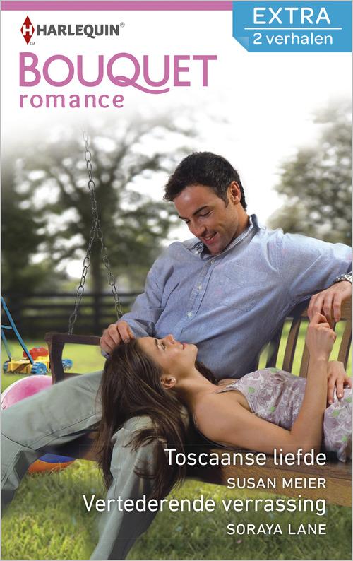 Toscaanse liefde ; Vertederende verrassing (2-in-1)