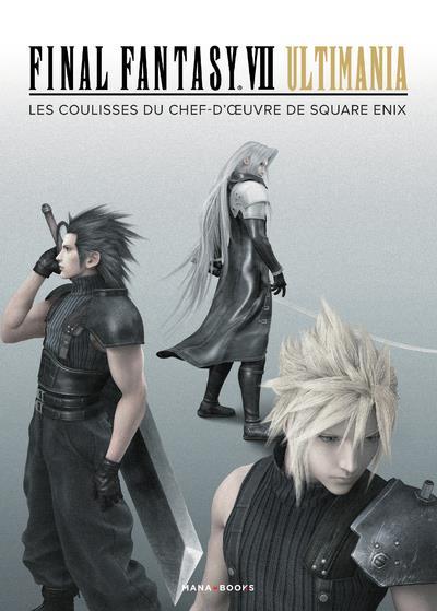 Final Fantasy VII ; ultimania