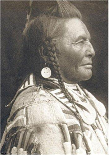 Edward Curtis ; chiefs and warriors