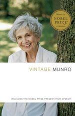 Vente Livre Numérique : Vintage Munro  - Alice Munro