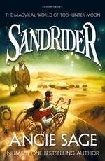 Vente Livre Numérique : SandRider  - Angie Sage