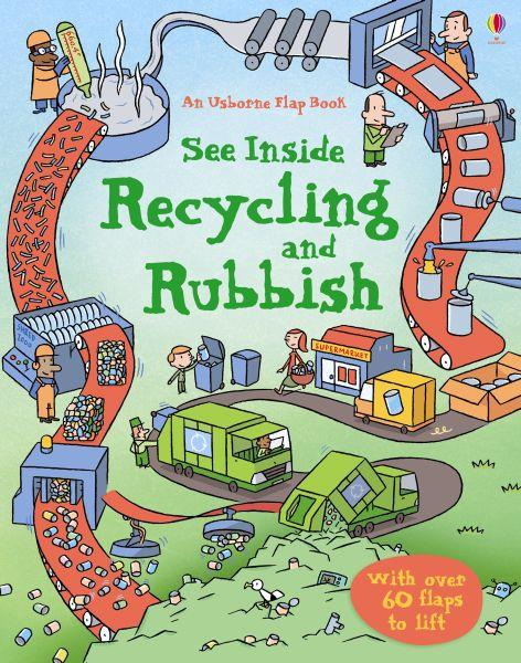 rubbish & recycling - see inside