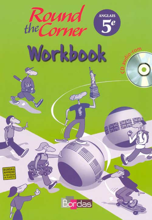 Round The Corner 5e Workbook Cd Audio-Rom