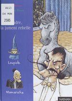 Vente Livre Numérique : Cendre, la jument rebelle  - Clair Arthur - Guillaume Renon