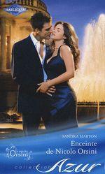 Vente EBooks : Enceinte de Nicolo Orsini  - Sandra Marton