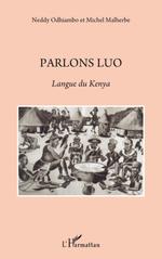 Vente Livre Numérique : Parlons Luo  - Michel Malherbe - Neddy Odhiambo