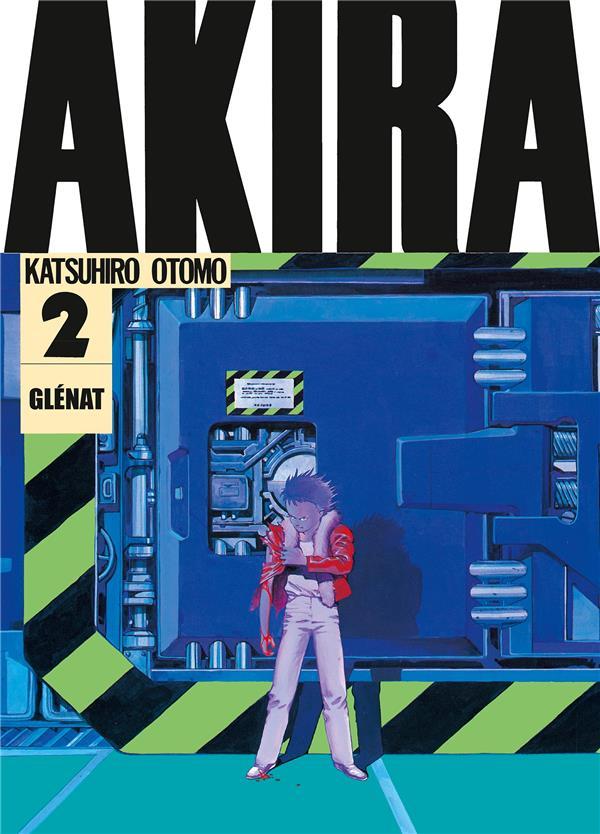 AKIRA (NOIR ET BLANC) - EDITION ORIGINALE - TOME 02 OTOMO KATSUHIRO