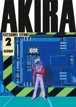 Couverture de Akira (Noir Et Blanc) - Edition Originale - Tome 02