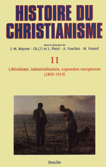 Libéralisme, industrialisation, expansion européenne (1830-1914)