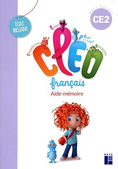 CLEO ; français ; CE2 (édition 2020)