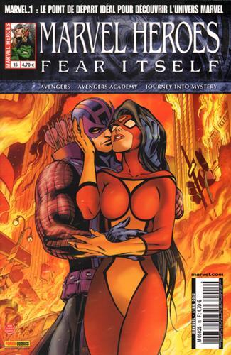 Marvel Heroes 15 (Fear Itself)