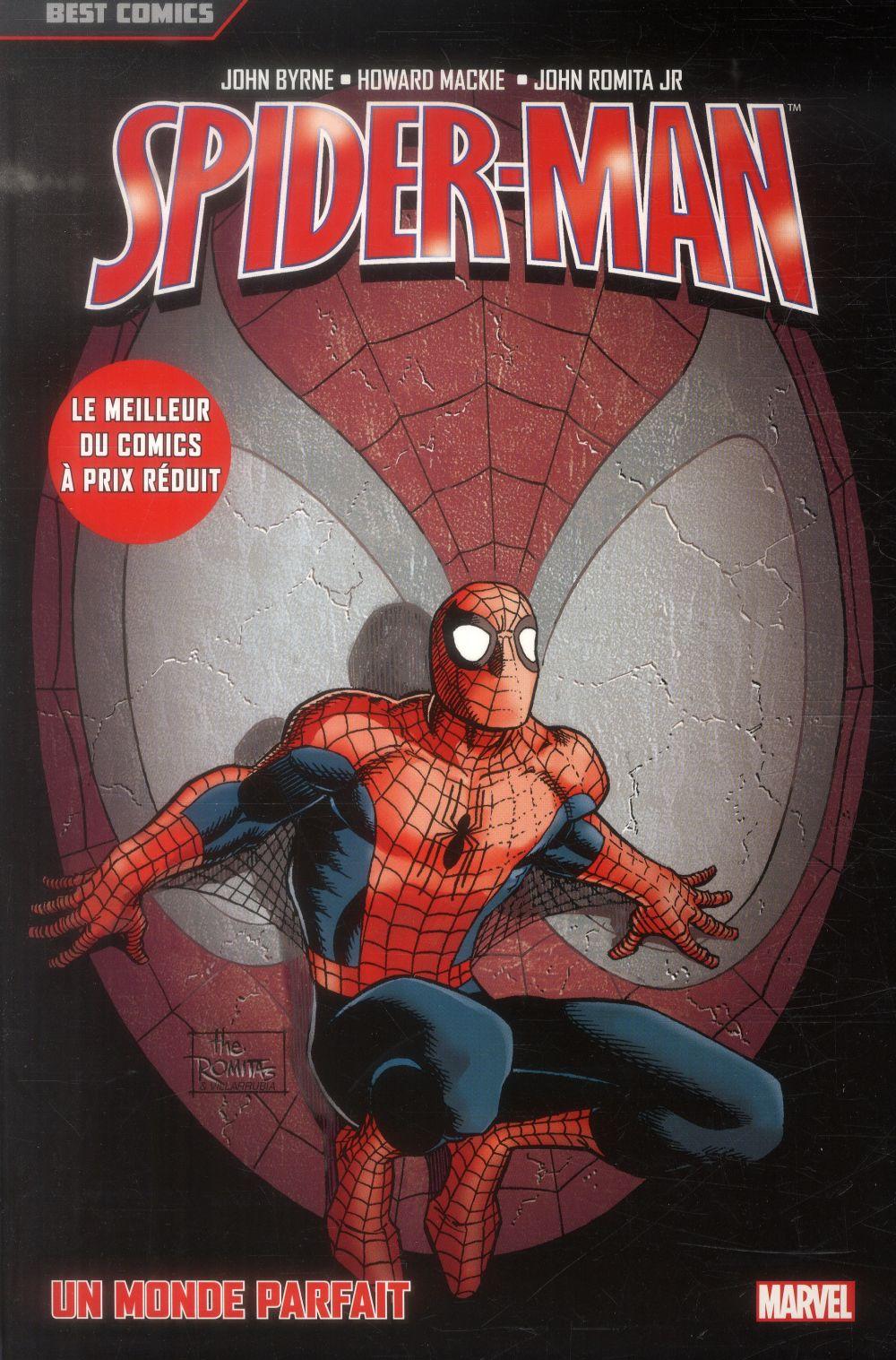 Spider-Man T.7 ; un monde parfait