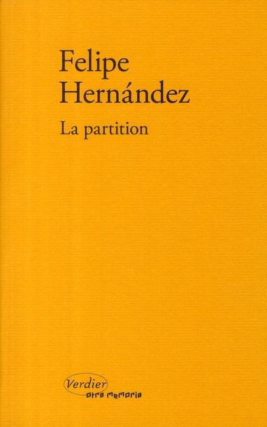 La partition