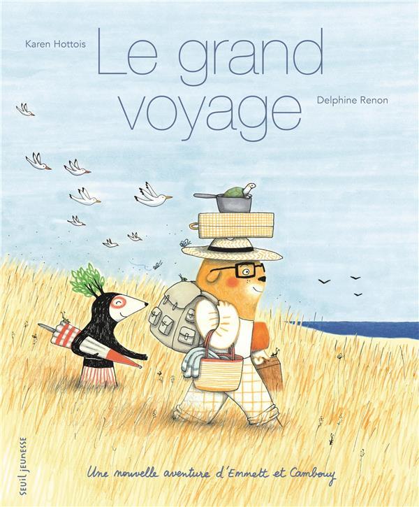 Le grand voyage ; une nouvelle aventure d'Emmett et Cambouy