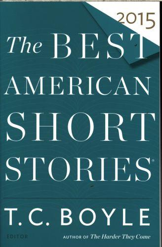 THE BEST AMERICAN STORIES: 2015